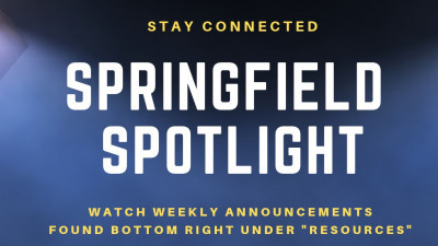 Springfield Spotlight - Announcements for December 9, 2018