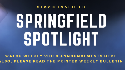 Springfield Spotlight Announcements for October 13, 2019