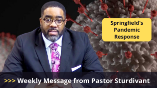A Message from the Pastor - November 26, 2020