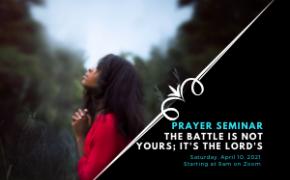 16th Annual Prayer Seminar