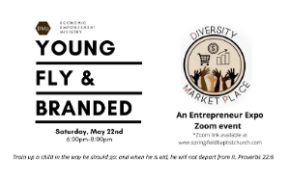 Diversity Marketplace - Young, Fly & Branded